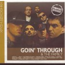 GOIN' THROUGH & THE FAMILY 12 golden hits original performances Greek CD