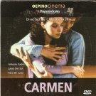 CARMEN Carlos Saura Antonio Gades Laura del Sol Paco de Lucia DVD only Spanish