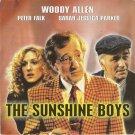 THE SUNSHINE BOYS Woody Allen Peter Falk Sarah Jessica Parker R2 DVD