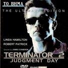 TERMINATOR 2: JUDGMENT DAY Arnold Schwarzenegger (1991) James Cameron R2 DVD