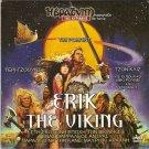 ERIK THE VIKING Tim Robbins Mickey Rooney Eartha Kitt Terry Jones R2 DVD