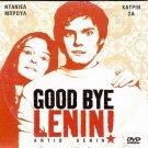 GOOD BYE LENIN Daniel Bruhl Katrin Sass Chulpan Khamatova R2 DVD only German