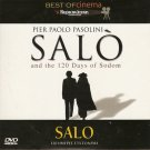 SALO OR THE 120 DAYS OF SODOM Pasolini Paolo Bonacelli DVD only Italian