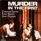 MURDER IN THE FIRST Christian Slater Kevin Bacon Gary Oldman R2 DVD