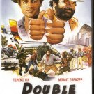 DOUBLE TROUBLE (1984) Terence Hill Bud Spencer April Clough R2 DVD