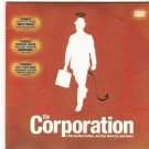 THE CORPORATION Mark Achbar Jennifer Abbott Michael Moore Noam Chomsky R2 DVD