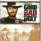 THE GOOD THE BAD AND THE UGLY Clint Eastwood Eli Wallach Lee Van Cleef R2 DVD
