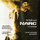NARC Ray Liotta Jason Patric Chi McBride Busta Rhymes Anne Openshaw R2 PAL DVD