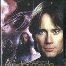 ANDROMEDA (UNDER THE NIGHT + AN AFFIRMING FLAME) Kevin Sorbo Lisa Ryder R2 DVD
