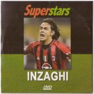 Football Soccer Superstars INZAGHI PAL DVD