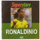 Football Soccer Superstars RONALDINIO PAL DVD
