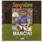 Football Soccer Superstars MANCINI PAL DVD