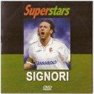 Football Soccer Superstars SIGNORI PAL DVD