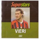 Football Soccer Superstars VIERI  PAL DVD