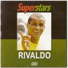 Football Soccer Superstars RIVALDO PAL DVD