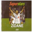 Football Soccer Superstars ZIDANE PAL DVD