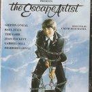 THE ESCAPE ARTIST Francis Ford Coppola Griffin O'Neal Raul Julia R2 PAL DVD RARE