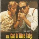 THE CAT O' NINE TAILS Dario Argento James Franciscus Karl Malden R2 DVD SEALED