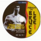 FIST OF FEAR, TOUCH OF DEATH Bruce Lee Fred Williamson Ron Van Clief R2 DVD