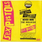 SEX PISTOLS THE MAKING OF NEVER MIND THE BOLLOCKS documentary R2 DVD