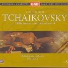 TCHAIKOVSKY Seiji Ozawa violin concerto in D major op.35 3 tr. CD