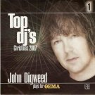 John Digweed TOP DJ Christmas 2007 11 tracks CD