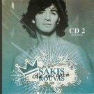 Sakis Rouvas FROM THE BEGINNING cd2 love songs 18 tracks Greek CD