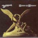 WHITESNAKE SAINTS AND SINNERS 10 plus 3 tracks CD