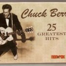 CHUCK BERRY Greatest Hits 25 tracks CD