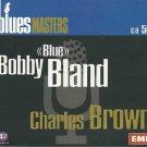 BLUE BOBBY BLAND Charles Brown Blues Masters cd50 20 tracks CD