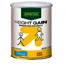 Appeton Nutrition Weight Gain Powder Adults 900g Vanilla Flavor