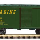 Piko G 38851 READING STEEL BOXCAR (G-SCALE) Mint In Box