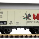 Piko G 37938 DB IV HASSEROEDER 2-AXLE REEFER (G-SCALE)