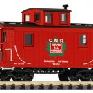 Piko G 38853 CN WOOD CABOOSE (G-SCALE) Mint In Box