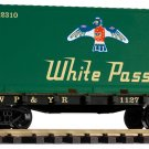 Piko G 38709 WP&YR #1127 CONTAINER CAR (G-SCALE) Mint In Box