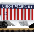 Piko G 38857 UNION PACIFIC COVERED HOPPER CAR (G-SCALE) Mint In Box