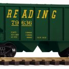 Piko G  38858 READING COVERED HOPPER CAR (G-SCALE) Mint In Box