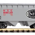 Piko G 38880 NYC COVERED HOPPER CAR (G-SCALE) Mint In Box