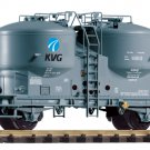 Piko G 37793 KVG V CEMENT SILO CAR (G-SCALE) Mint In Box