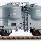 Piko G 37792 DR IV CEMENT SILO CAR (G-SCALE) Mint In Box
