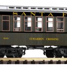 Piko G 38611 SANTA FE WOOD COACH #30103 (G-SCALE) Mint In Box