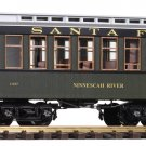 Piko G 38628 SANTA FE WOOD COACH #11467 (G-SCALE) Mint In Box