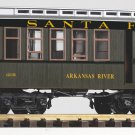 Piko G 38612 SANTA FE WOOD COMBINE #42106 (G-SCALE) Mint In Box