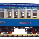 Piko G 38620 BLUE COMET WOOD COACH #1172 (G-SCALE) Mint In Box