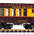 Piko G 38649 UNION PACIFIC WOOD COMBINE #1923 (G-SCALE) Mint In Box