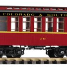 Piko G 38644 C&S WOOD COACH (G-SCALE) Mint In box