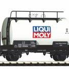 Piko G 37916 LIQUI-MOLY IV 2-AXLE TANK CAR (G-SCALE) Mint In box