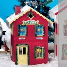 Piko G 62711 NORTH POLE ELF DORM BUILT-UP BUILDING (G-SCALE) Mint In Box