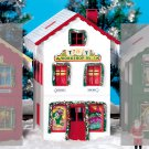 Piko G 62712 NORTH POLE TOY WORKSHOP #1 BUILT-UP BUILDING (G-SCALE) Mint In box