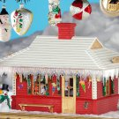 Piko G 62265 NORTH POLE STATION BUILT-UP BUILDING (G-SCALE) Mint In Box